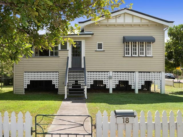 18 Windsor Street, Hamilton, Qld 4007