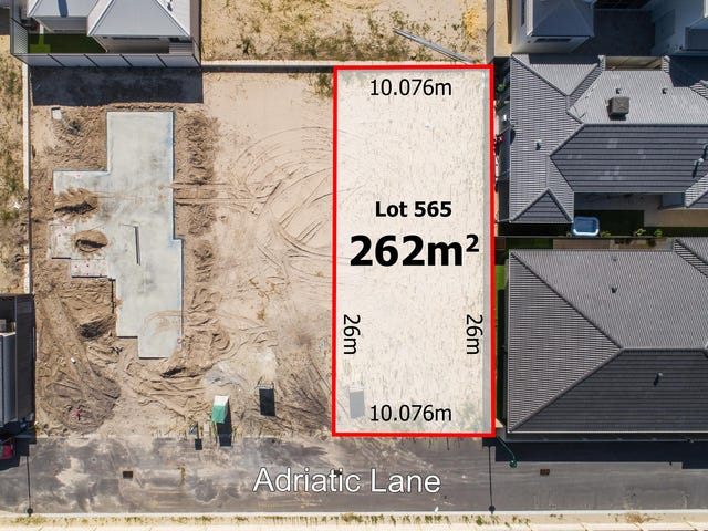 Lot 565, 4 Adriatic Lane, Stirling, WA 6021