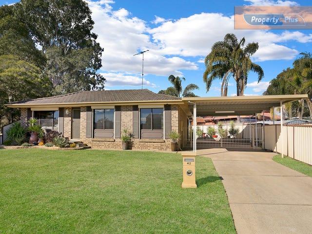 42 Solander Drive, St Clair, NSW 2759