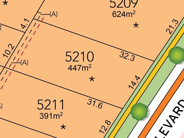 Lot 5210, 50 Austen Boulevard, Spring Farm, NSW 2570