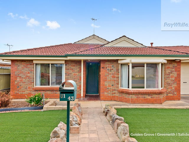1/43 Canterbury Drive, Salisbury Heights, SA 5109