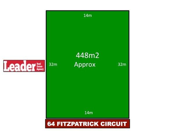 64 Fitzpatrick Circuit, Kalkallo, Vic 3064