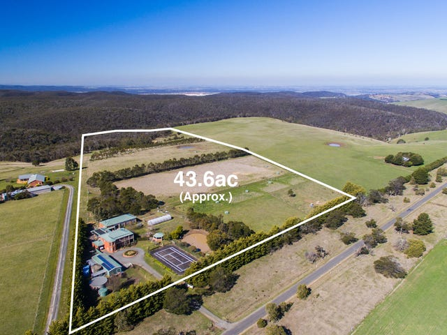 424 Mount Blackwood Road, Myrniong, Vic 3341