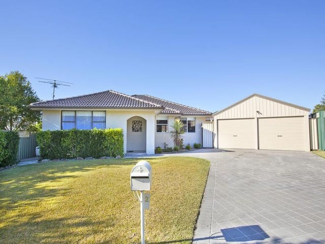 2 Boree Place, Werrington Downs, NSW 2747