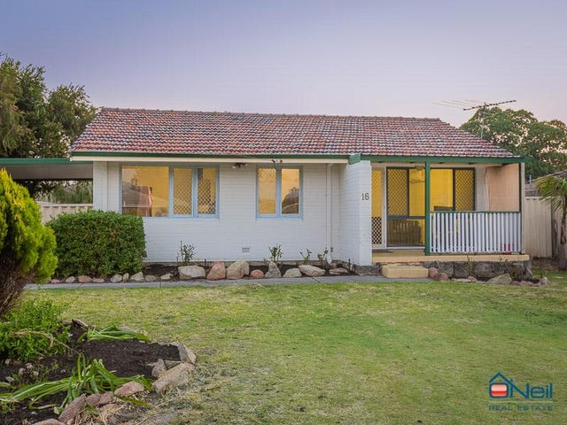 16 Hollybush Way, Kelmscott, WA 6111