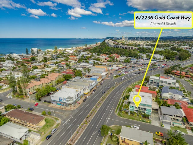 6/2236-2238 Gold Coast Highway, Mermaid Beach, Qld 4218