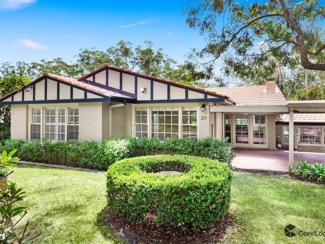 25 Ashmore Avenue, Pymble, NSW 2073