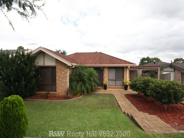 18 Hillview Place, Glendenning, NSW 2761