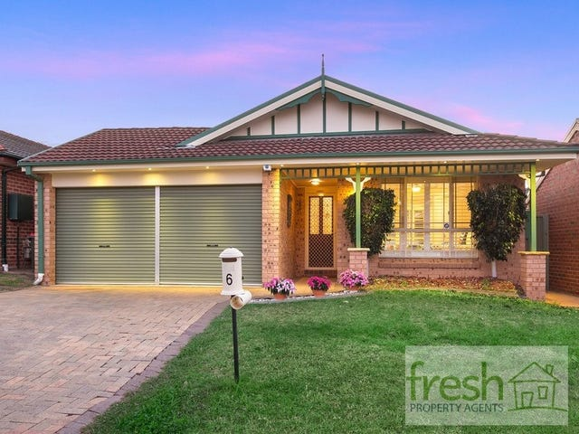 6 Latan Way, Stanhope Gardens, NSW 2768