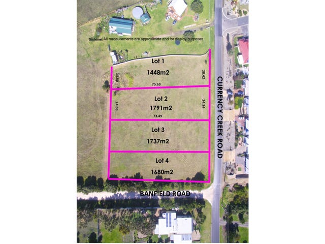 Lot 1 & 2, Currency Creek Road, Goolwa North, SA 5214
