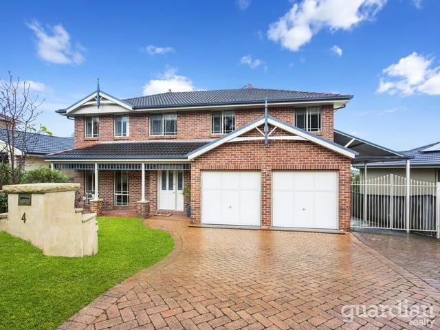 4 Ravensbourne Circuit, Dural, NSW 2158