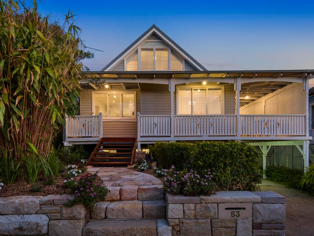 53 Whale Beach Road, Avalon Beach, NSW 2107