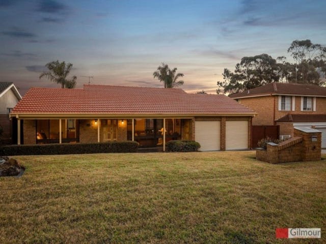 22 Battlement Crescent, Castle Hill, NSW 2154