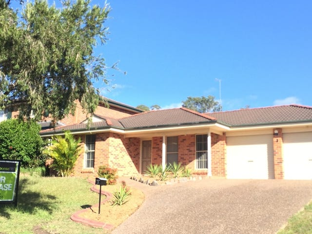 3 The Carriageway, Glenmore Park, NSW 2745