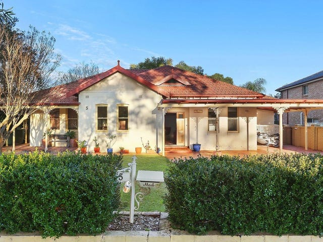 5 Numa Road, North Ryde, NSW 2113
