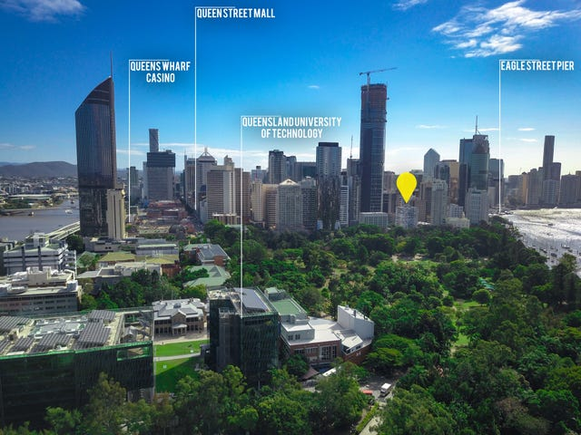 44/204 Alice Street, Brisbane City, Qld 4000