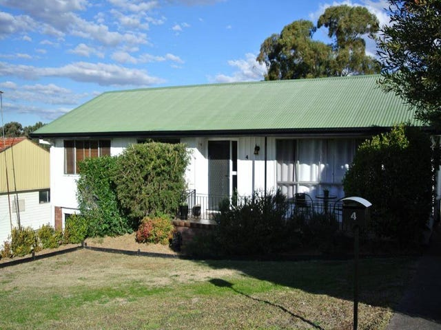 4 Thompson Street, Muswellbrook, NSW 2333