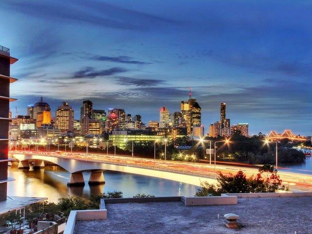 25/50 Lower River Terrace, South Brisbane, Qld 4101