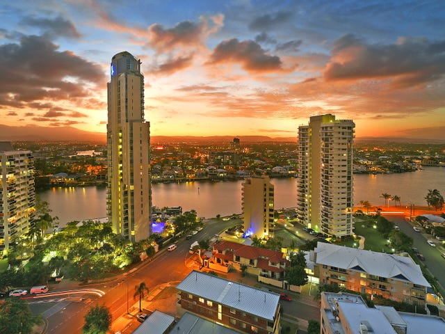 3182/21 Cypress Avenue, Surfers Paradise, Qld 4217
