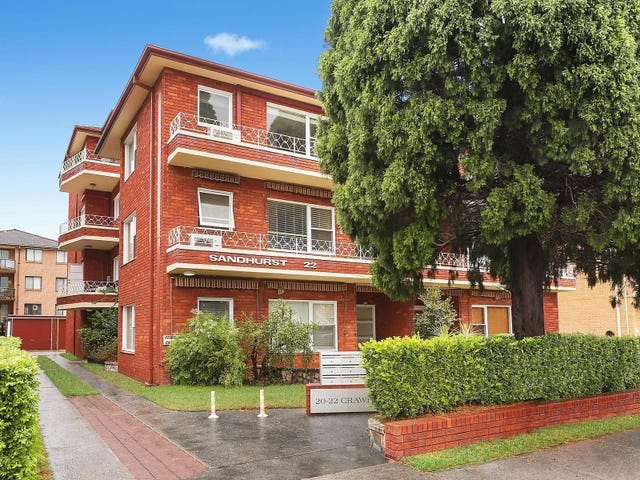 12/20 Crawford Road, Brighton-Le-Sands, NSW 2216