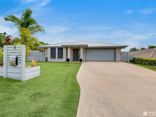 8 Barrington Court, Pacific Heights, Qld 4703
