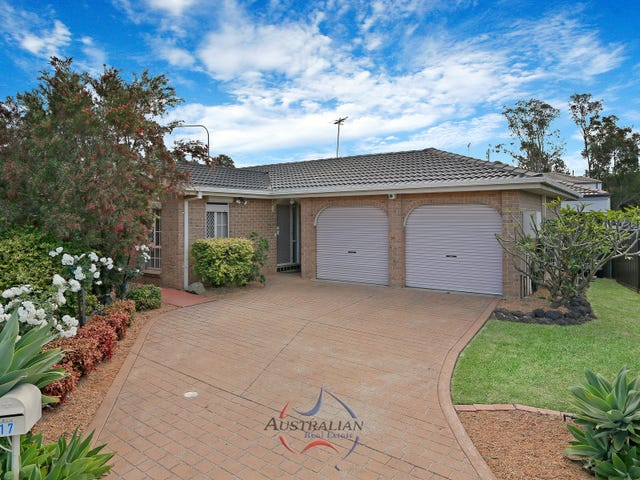 17  Burrowes Grove, Dean Park, NSW 2761