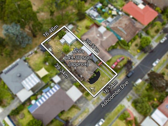 1 Ashcombe Drive, Ringwood, Vic 3134