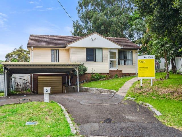 6 Wirri Place, Berkeley, NSW 2506