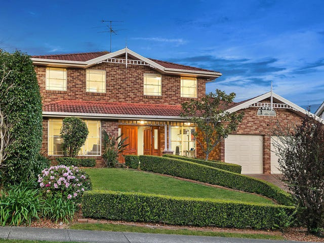4 Highclere Place, Castle Hill, NSW 2154