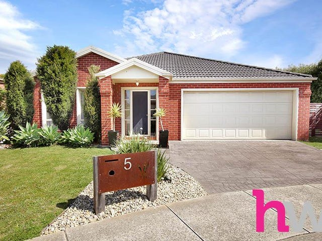 5 Hyndford Court, Grovedale, Vic 3216