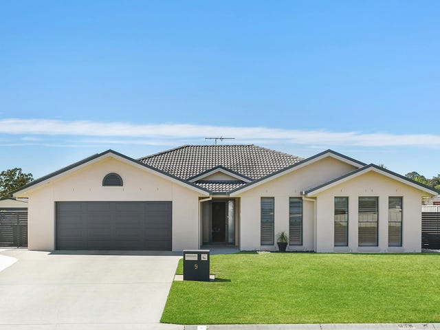 9 Roseberry Close, Rutherford, NSW 2320