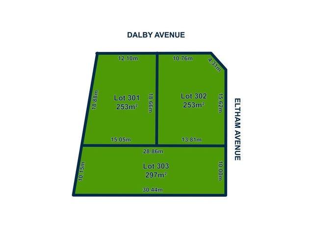 301-303 Dalby/Eltham Avenue, Morphettville, SA 5043