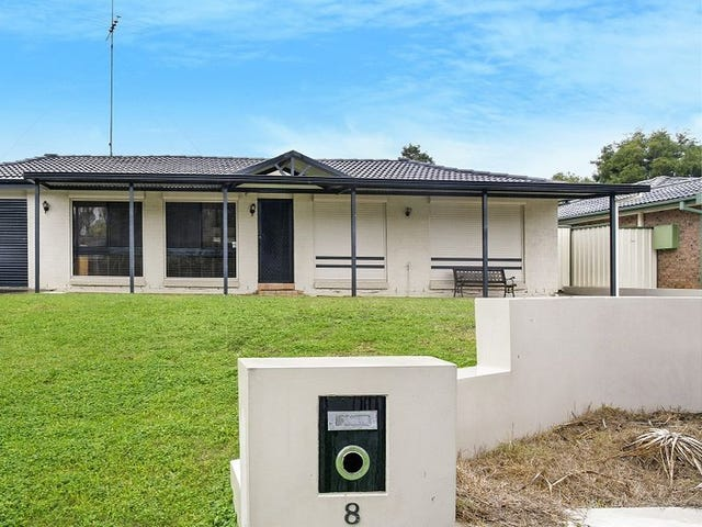 8 Caesar Way, St Clair, NSW 2759