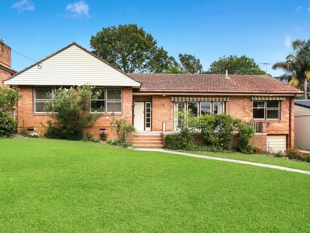 12 Warrowa Avenue, West Pymble, NSW 2073