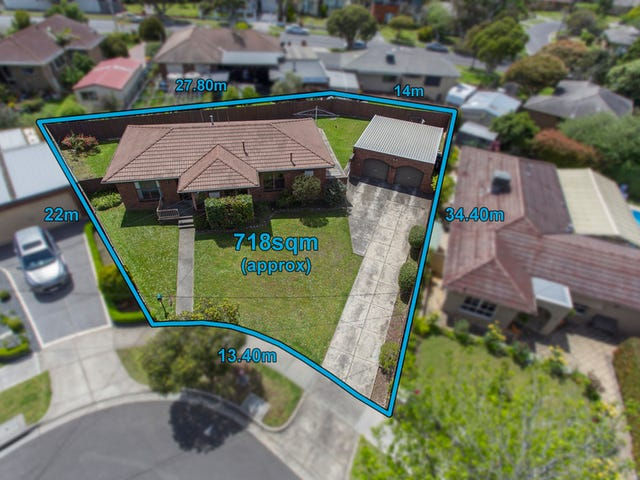 7 Fulwood Place, Mulgrave, Vic 3170