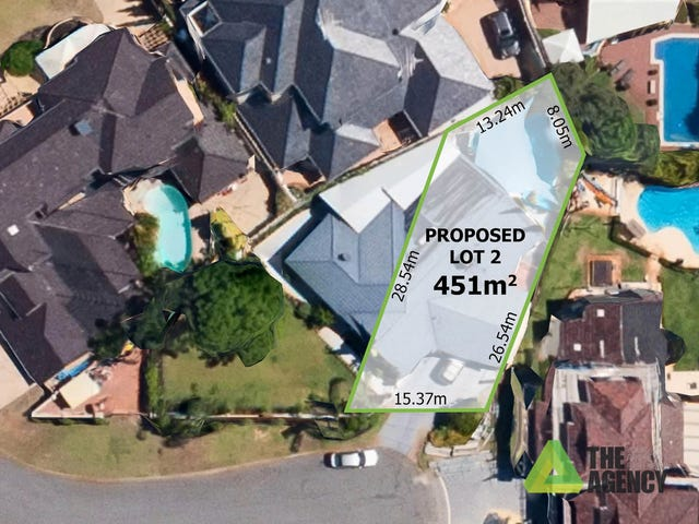 Proposed Lot 2/4 Pleasant Place, Shelley, WA 6148
