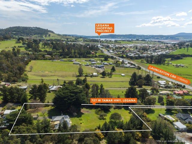 727 West Tamar Highway, Legana, Tas 7277