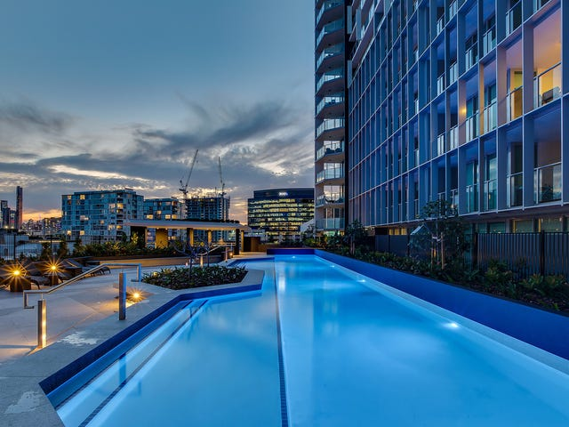 1411/30 Festival Place, Newstead, Qld 4006