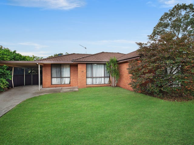 16 Holford Crescent, Thornton, NSW 2322
