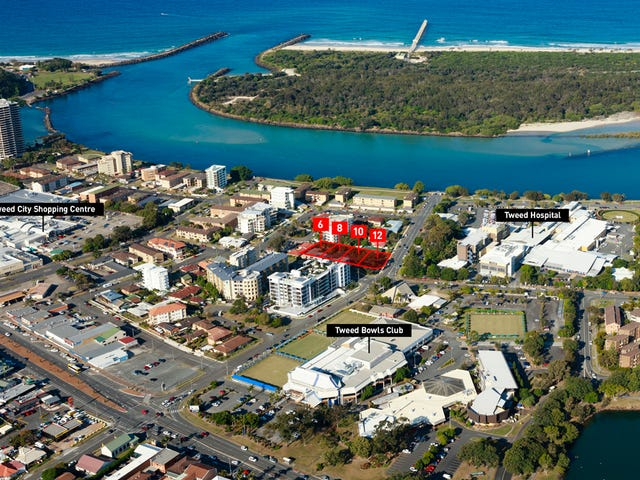 6,8,10&12 Powell Street, Tweed Heads, NSW 2485