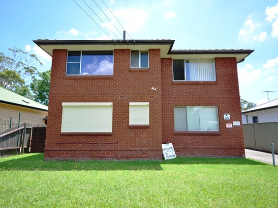 7/43 Aurelia Street, Toongabbie, NSW 2146