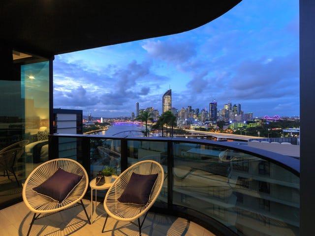 804/9 Christie Street, South Brisbane, Qld 4101