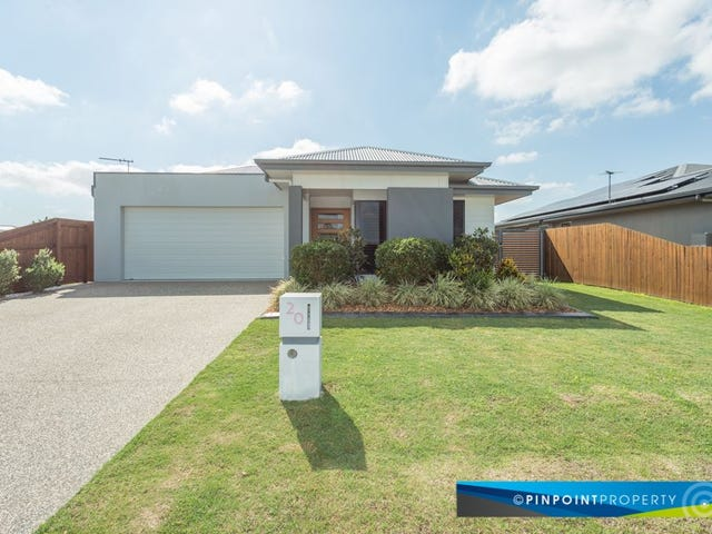 20 Fairway Drive, Bakers Creek, Qld 4740
