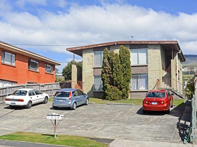 1,2,3,4/72 Ashbourne Grove, West Moonah, Tas 7009