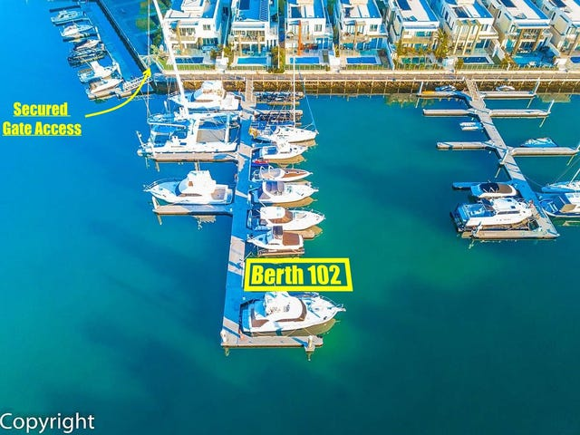 Berth Lot 102 Martha Cove Waterway, Safety Beach, Vic 3936
