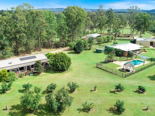 'Spring Creek Orchards' 1331 Gatton-Esk Road, Spring Creek, Qld 4343