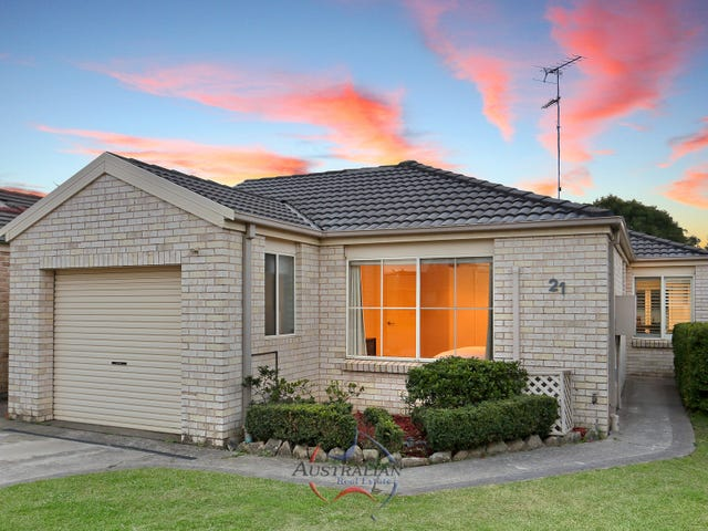 21 Arbour Grove, Quakers Hill, NSW 2763