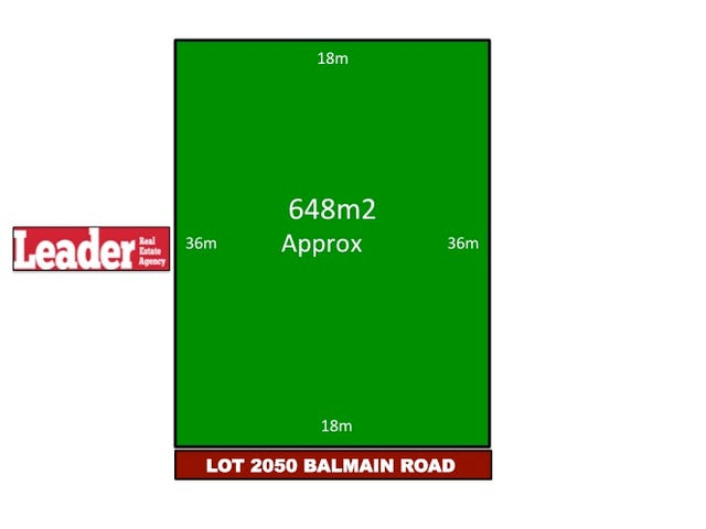 Lot 2050, Balmain Road, Mickleham, Vic 3064