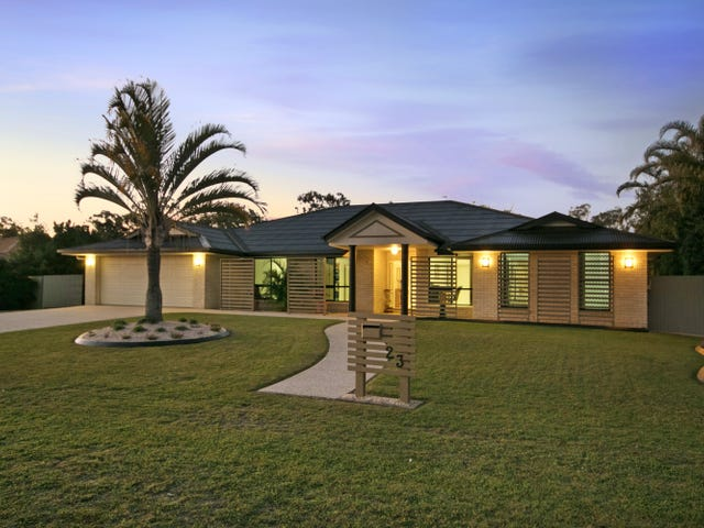 23 Rosewood Ave, Wondunna, Qld 4655