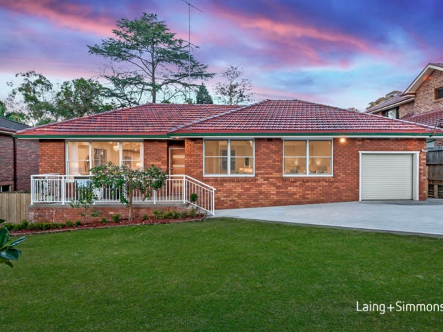 26 Loftus Road, Pennant Hills, NSW 2120